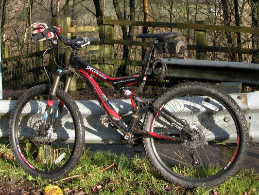 Bikes Specialized Stumpjumper Fsr Comp