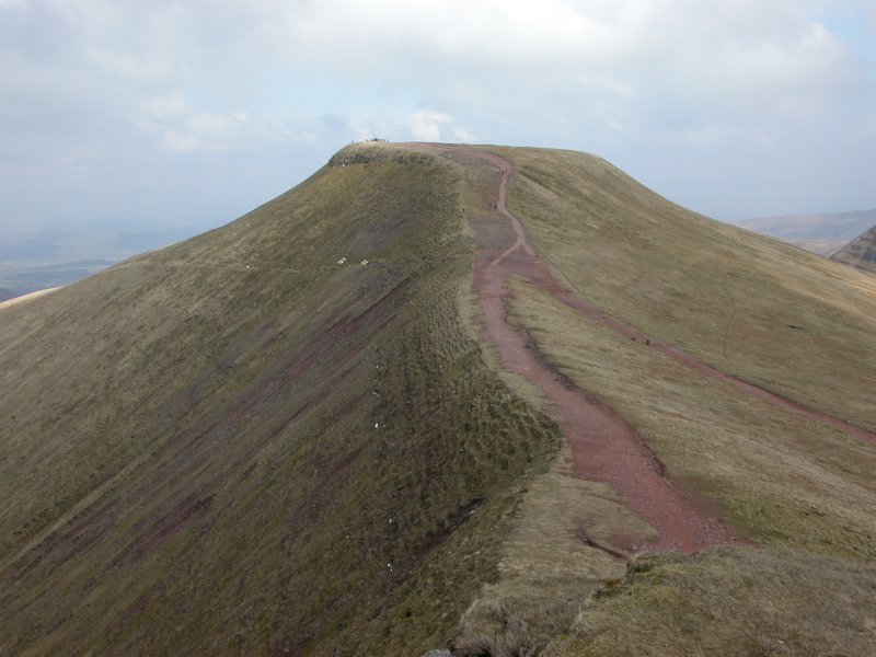 how to get to pen y fan